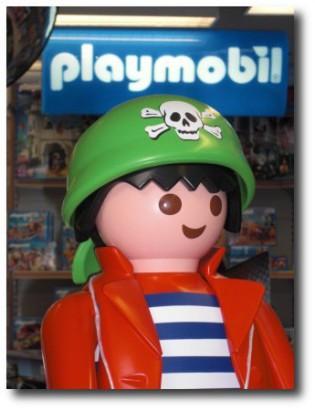 Daubenbüchel - Playmobilmann